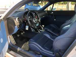Audi TT Coupe 1.8 TURBO CERTIFICADO DE KM Y CARROCERIA  - Foto 2