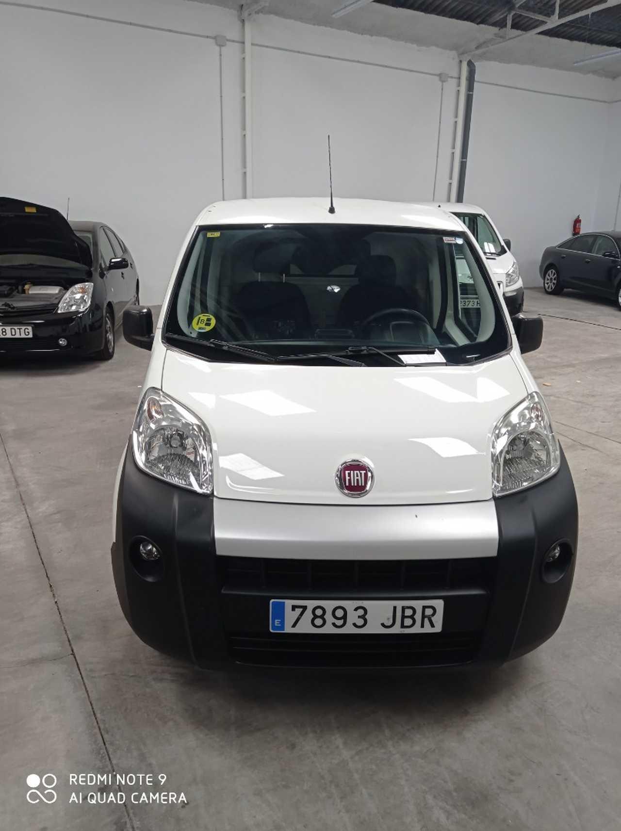 Fiat Fiorino 1.4 HDI uso privado no rent a car UN SOLO PROPIETARIO, CERTIFICADO DE KM Y CARROCERIA  - Foto 1