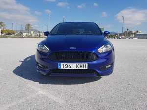 Ford Focus St Line sport 120 cv no precede de alquiler UN SOLO PROPIETARIO, CERTIFICADO DE KM Y CARROCERIA   - Foto 2