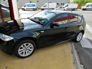 BMW Serie 1 118 D 5 PUERTAS UN SOLO PROPIETARIO, CERTIFICADO DE KM Y CARROCERIA   - Foto 2