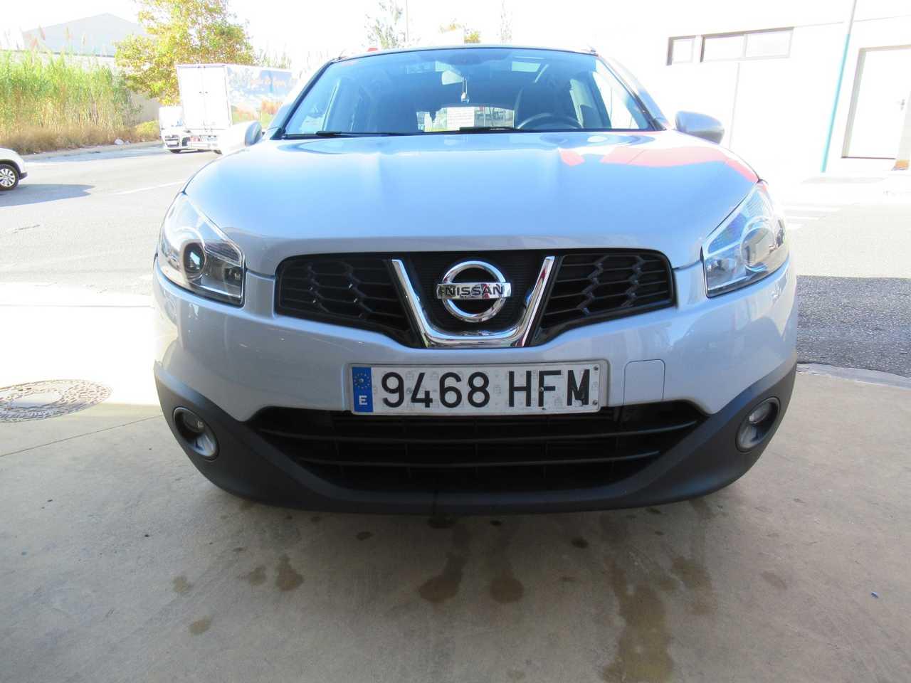 Nissan Qashqai 2.0 DCI 150 CV TECHO LLANTAS MUY EQUIPADO UN SOLO PROPIETARIO, CERTIFICADO DE KM Y CARROCERIA   - Foto 1