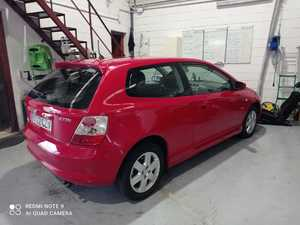 Honda Civic 1.7 CDTI SPORT UN SOLO PROPIETARIO, CERTIFICADO DE KM Y CARROCERIA   - Foto 2