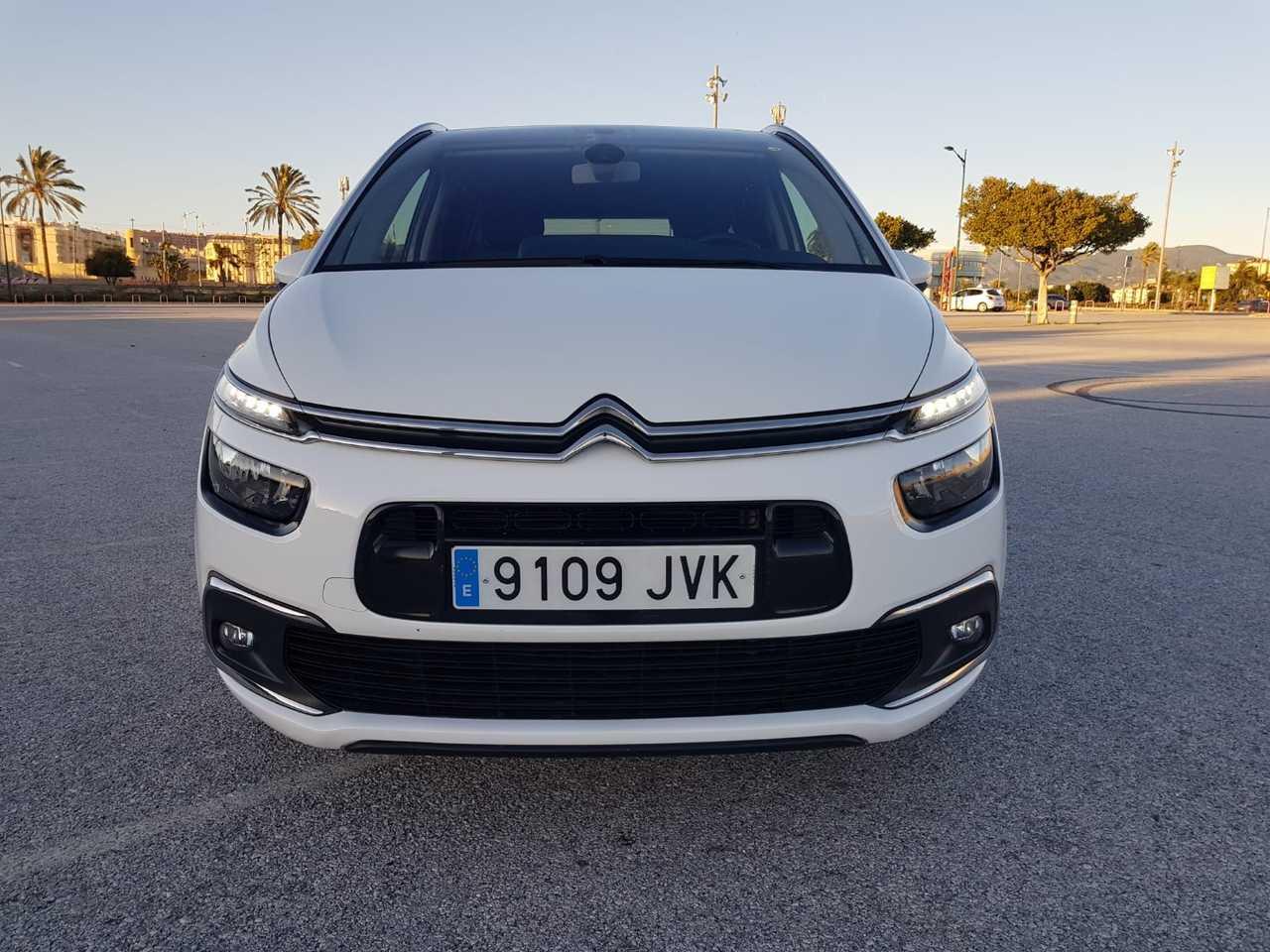 Citroën Grand C4 Picasso 1.6 HDI BLUE FEEL 120 CV EURO 6 W UN SOLO PROPIETARIO, CERTIFICADO DE KM Y CARROCERIA   - Foto 1