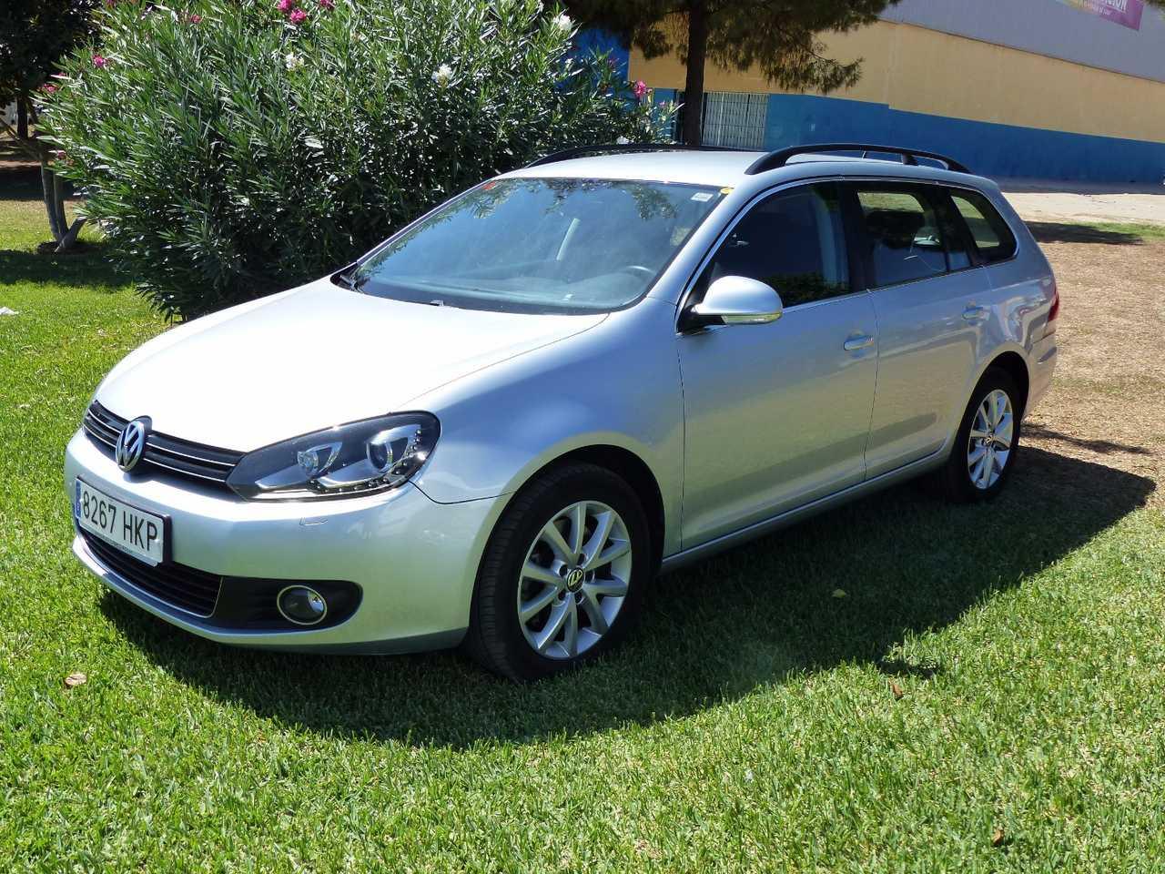 Volkswagen Golf 2.0 TDI VARIANT SPORT NO PROCEDE DE RENT A CAR OJO   - Foto 1