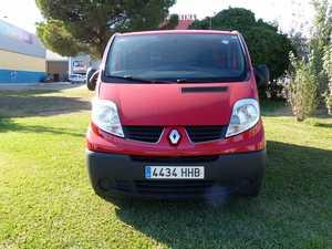Renault Trafic 2.0 DCI VU 5P 100CV SEIS VELOCIDADES 2G furgón   - Foto 2