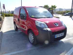 Peugeot Bipper 1.3 JTD CERTIFICADA DE KM Y CARROCERIA USO PRIVADO NO RENT A CAR  - Foto 2
