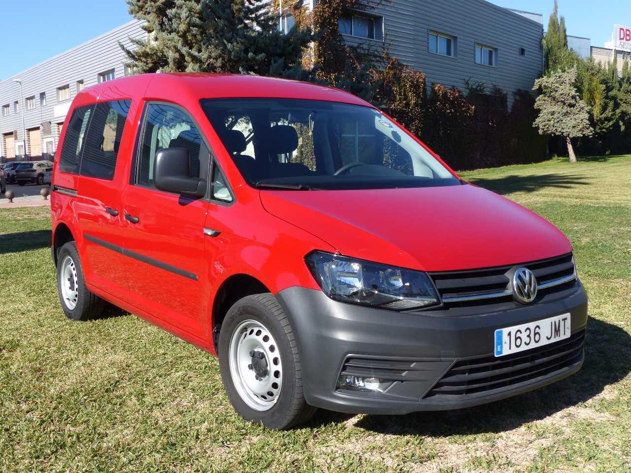 Volkswagen Caddy 2.0 TDI CONFORTLINE 102 CV 5 PLAZAS   - Foto 1