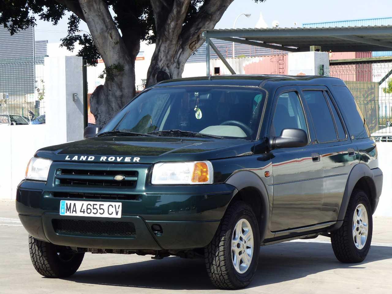Land-Rover Freelander 2.0 DI CINCO PUERTAS BOLA CRISTALES TINTADOS   - Foto 1