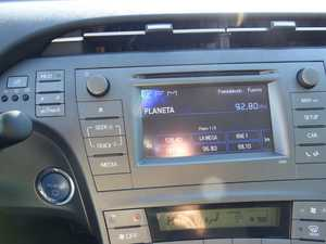 Toyota Prius 1.8 hibrido advance automatico 138 cv 2013 km certificados   - Foto 3