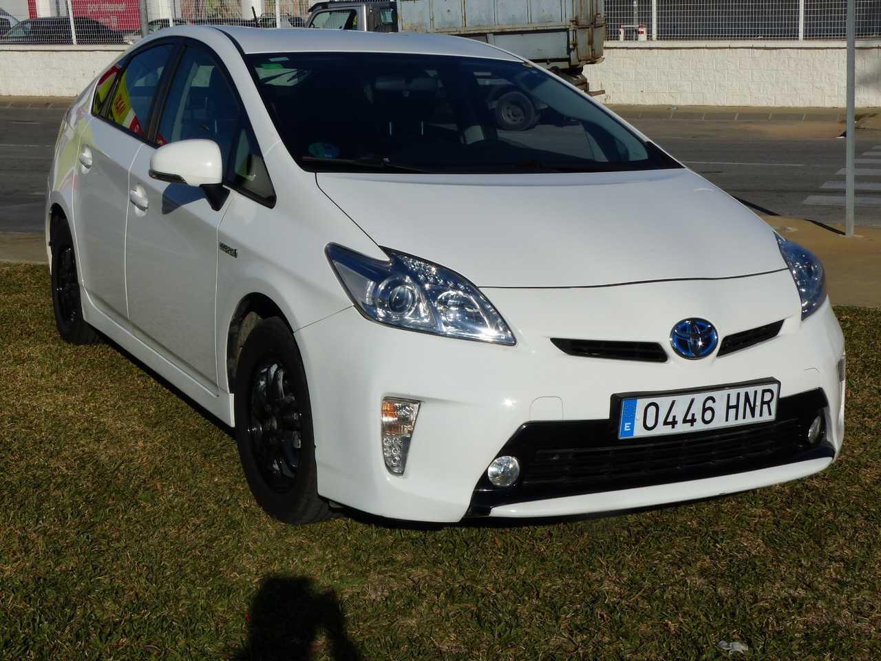 Toyota Prius 1.8 hibrido advance automatico 138 cv 2013 km certificados   - Foto 1
