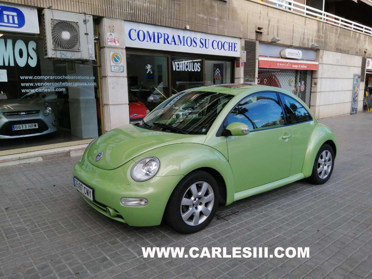 Volkswagen New Beetle 1.8T Auto 150CV   - Foto 1