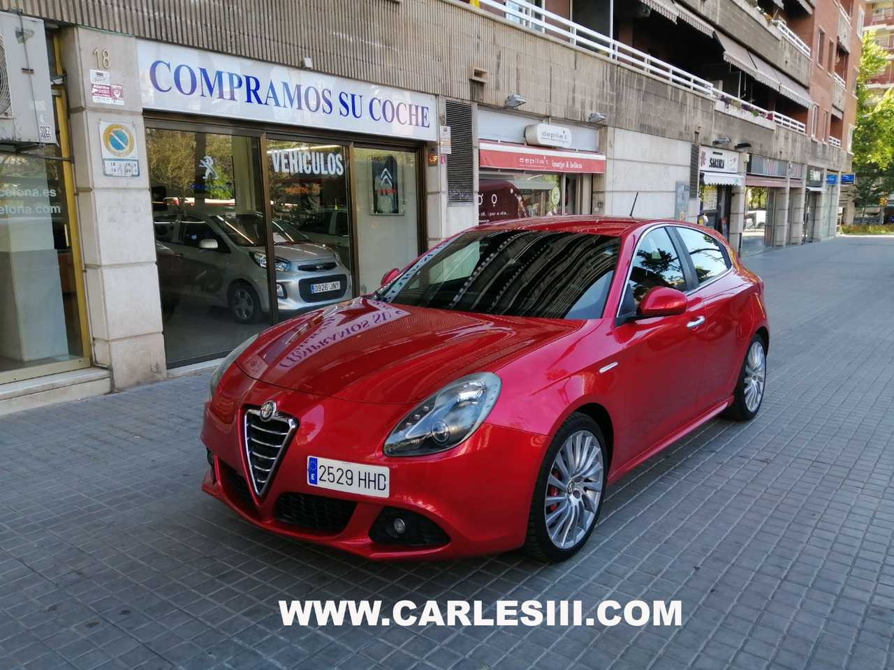 Alfa Romeo Giulietta 1.4 TB Multiair 170cv TCT Distictive   - Foto 1