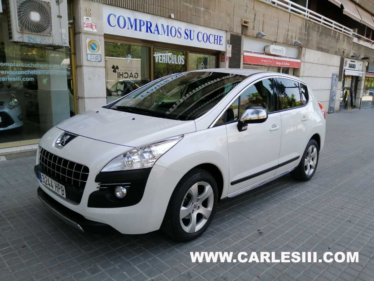 Peugeot 3008 1.6 HDI 115 FAP   - Foto 1