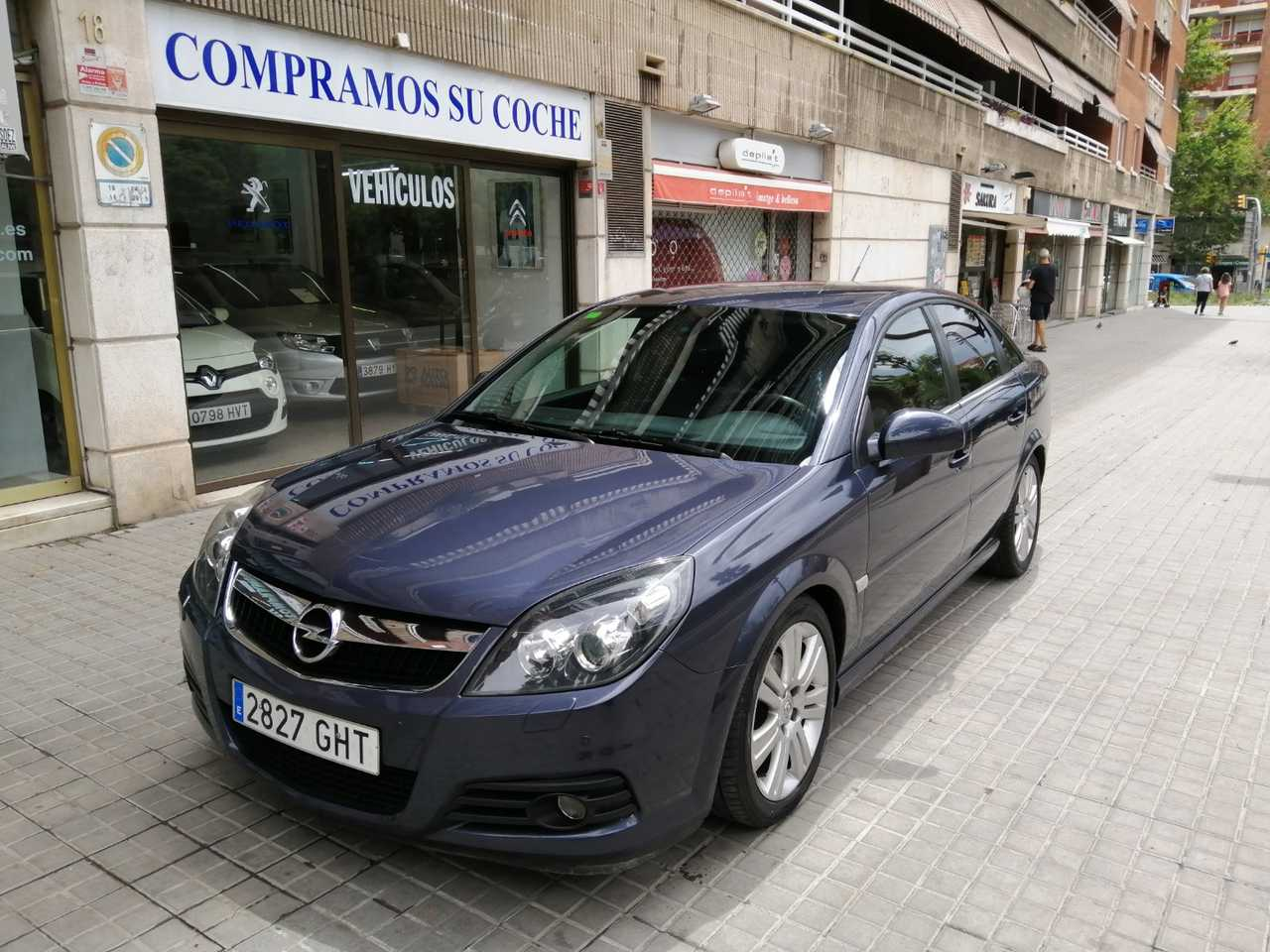 Opel Vectra ELEGANCE 1.9 CDTi 120 CV   - Foto 1