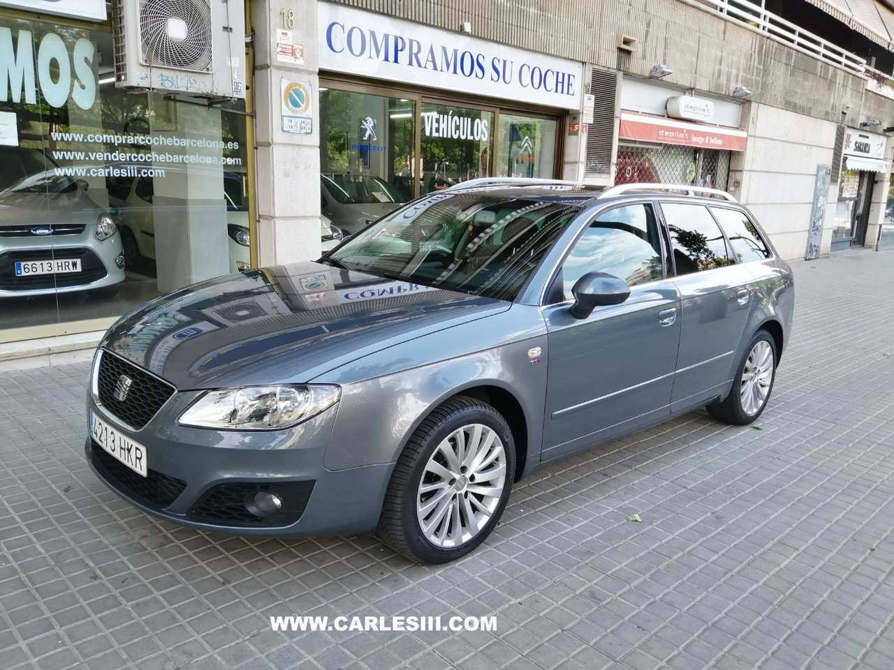 Seat Exeo ST  2.0 TDI CR 143 CV DPF Reference   - Foto 1