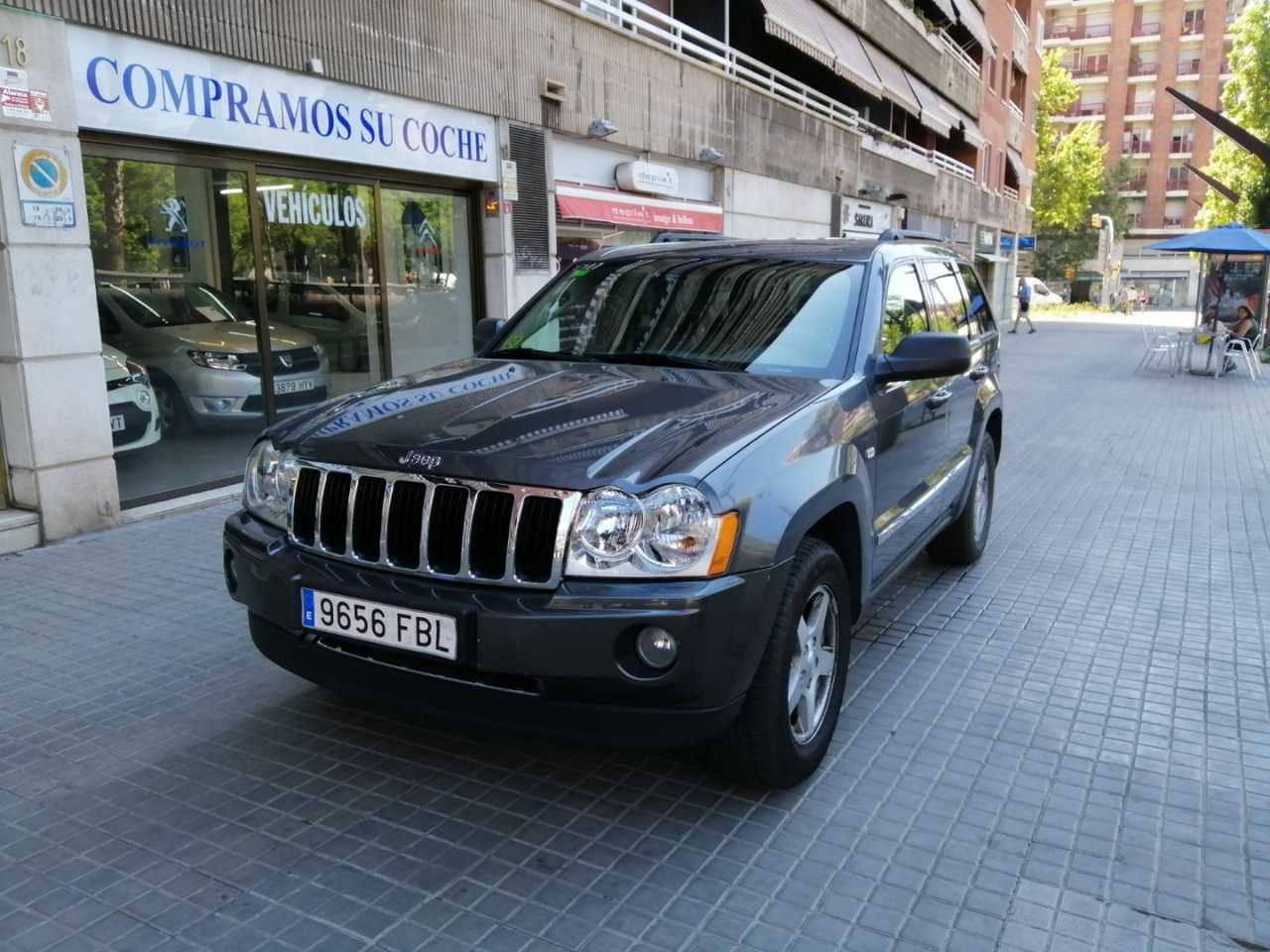 Jeep Grand Cherokee 3.0 V6 CRD Limited   - Foto 1