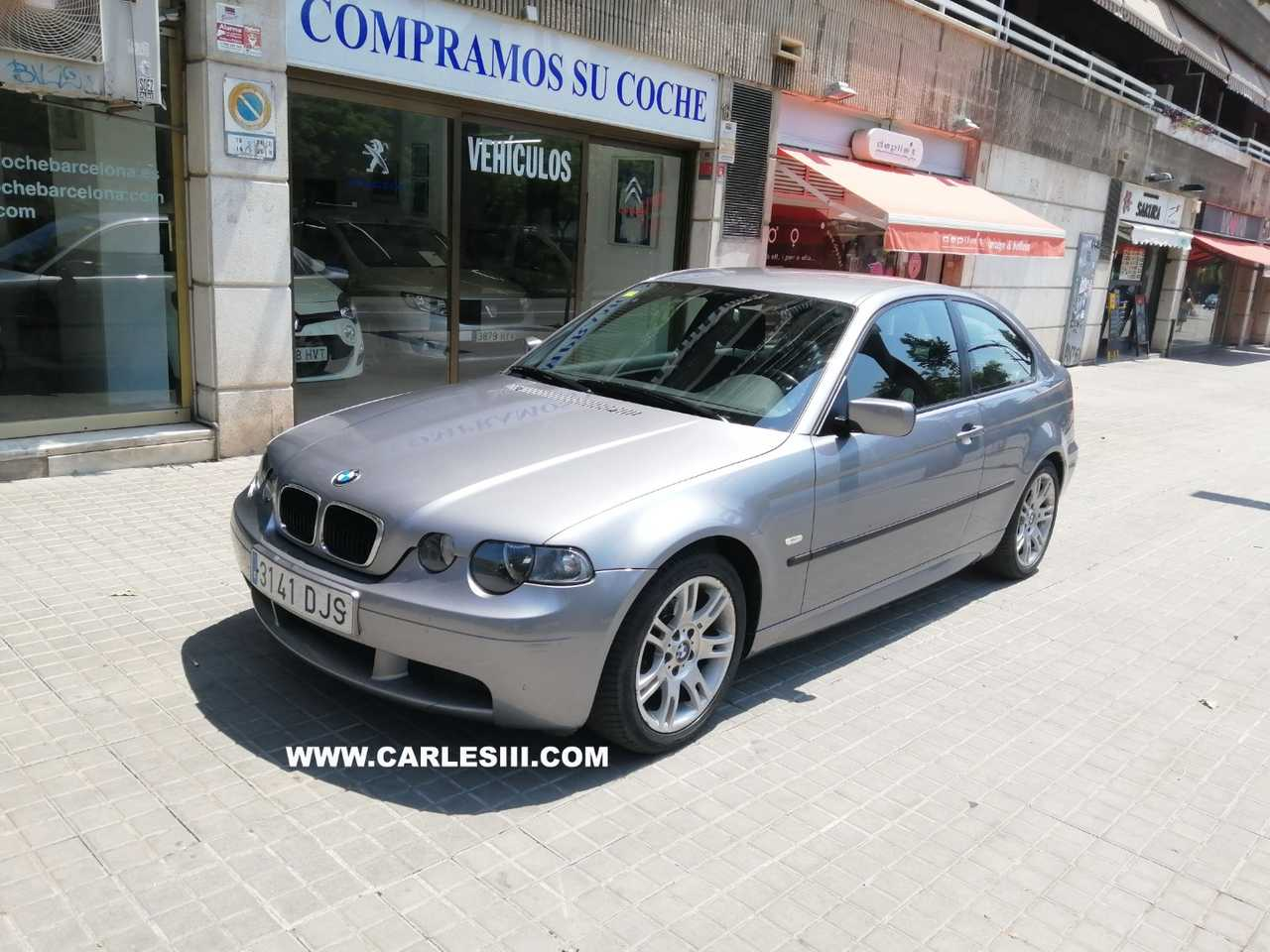 BMW Serie 3 Compact 316ti Compact M Sport   - Foto 1