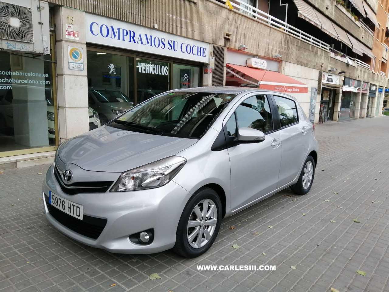 Toyota Yaris 90D ACTIVE   - Foto 1