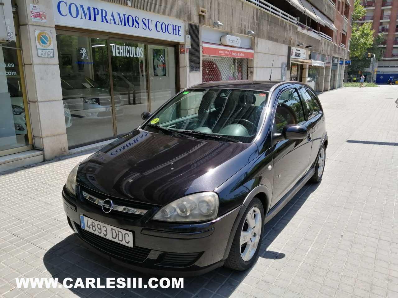 Opel Corsa Enjoy 1.2 16v   - Foto 1