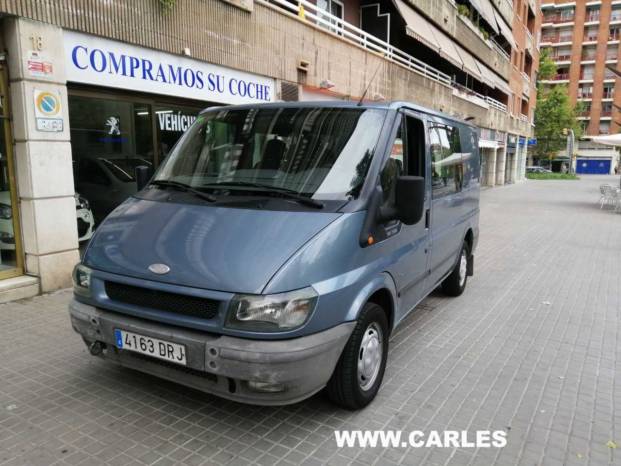 Ford Transit 240 S Plus 100CV Mixto   - Foto 1