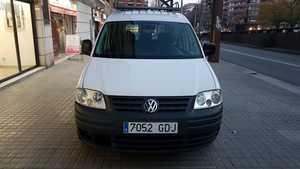 Volkswagen Caddy Tramper 1.9 TDI 75cv 5 plazas   - Foto 2