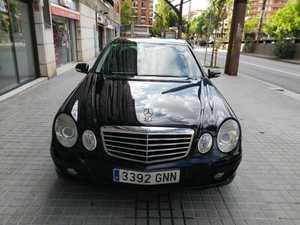 Mercedes Clase E 280 CDI Elegance   - Foto 2
