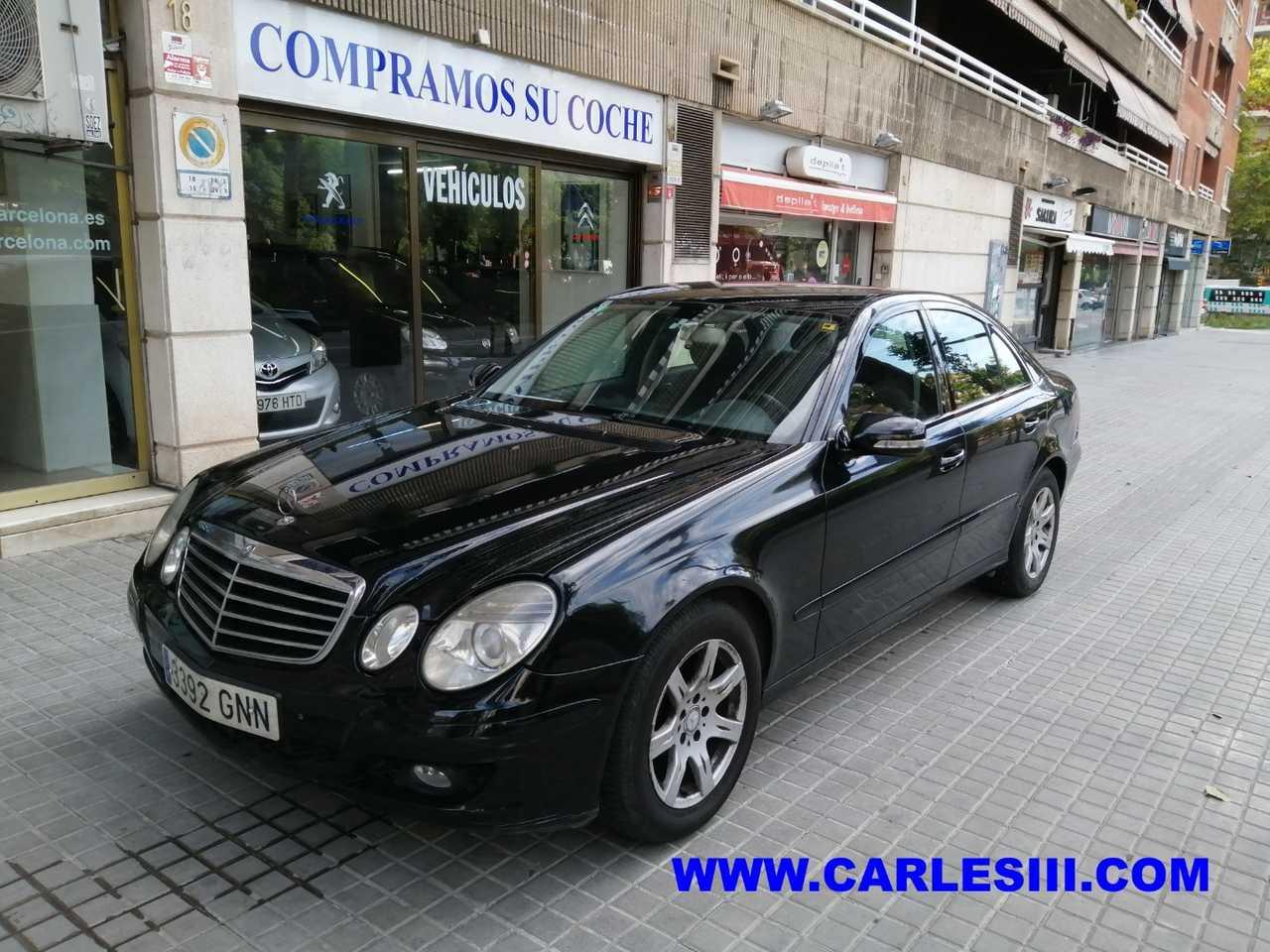 Mercedes Clase E 280 CDI Elegance   - Foto 1
