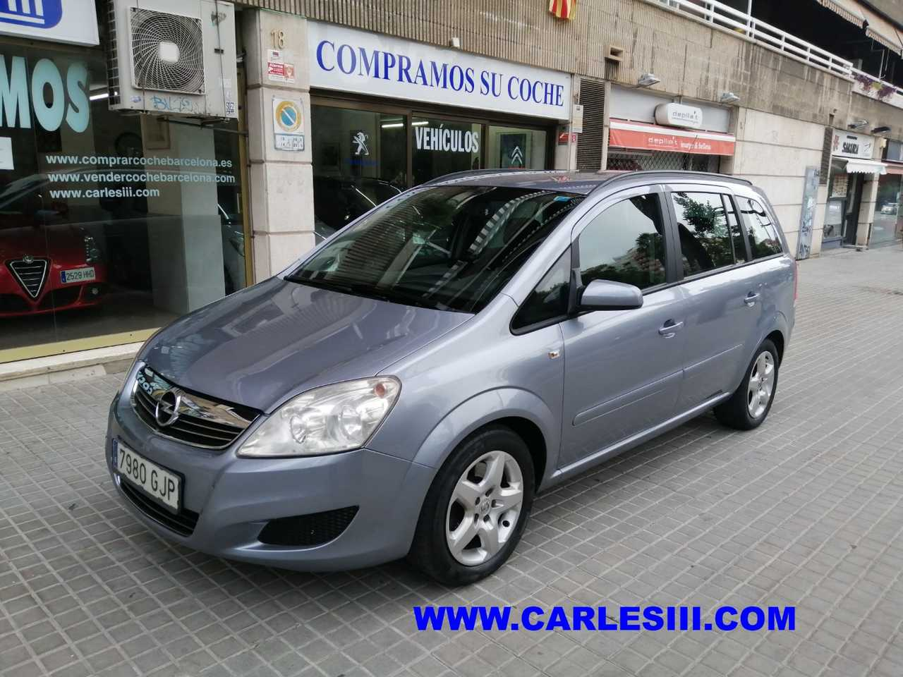 Opel Zafira 1.9 CDTi 120 CV Enjoy   - Foto 1