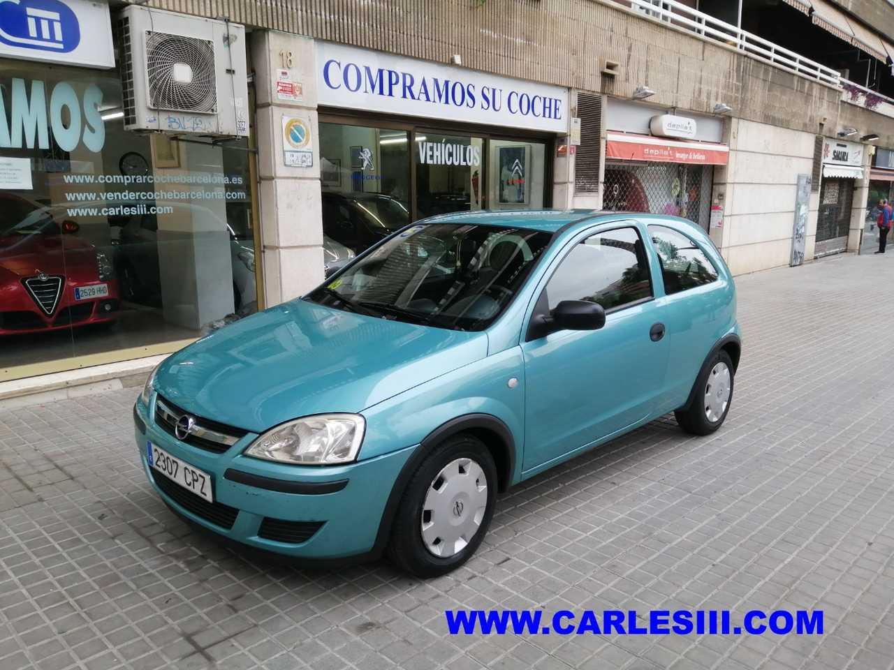 Opel Corsa 1.2 16v   - Foto 1
