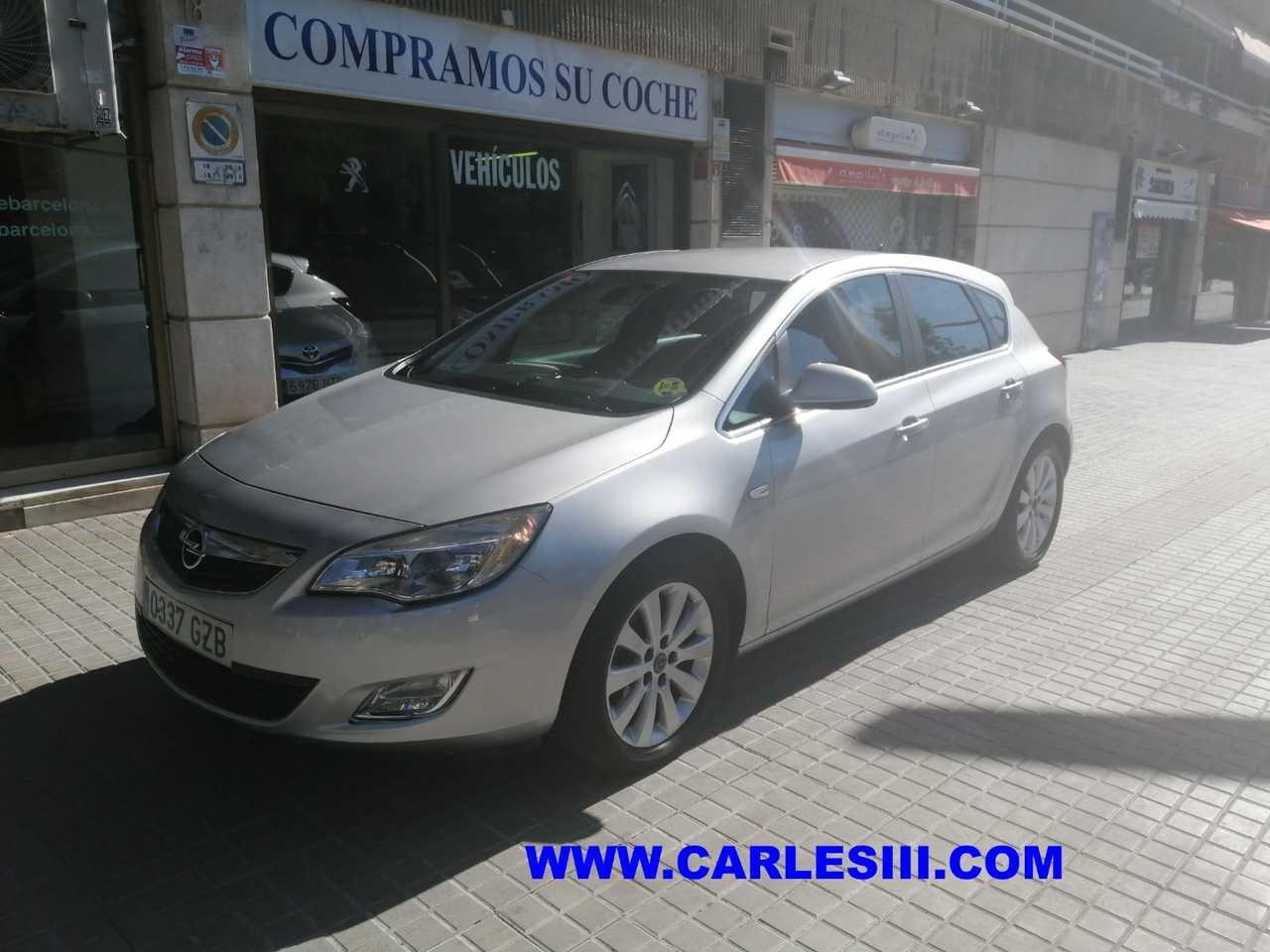 Opel Astra 1.7 CDTi 125 CV Cosmo   - Foto 1