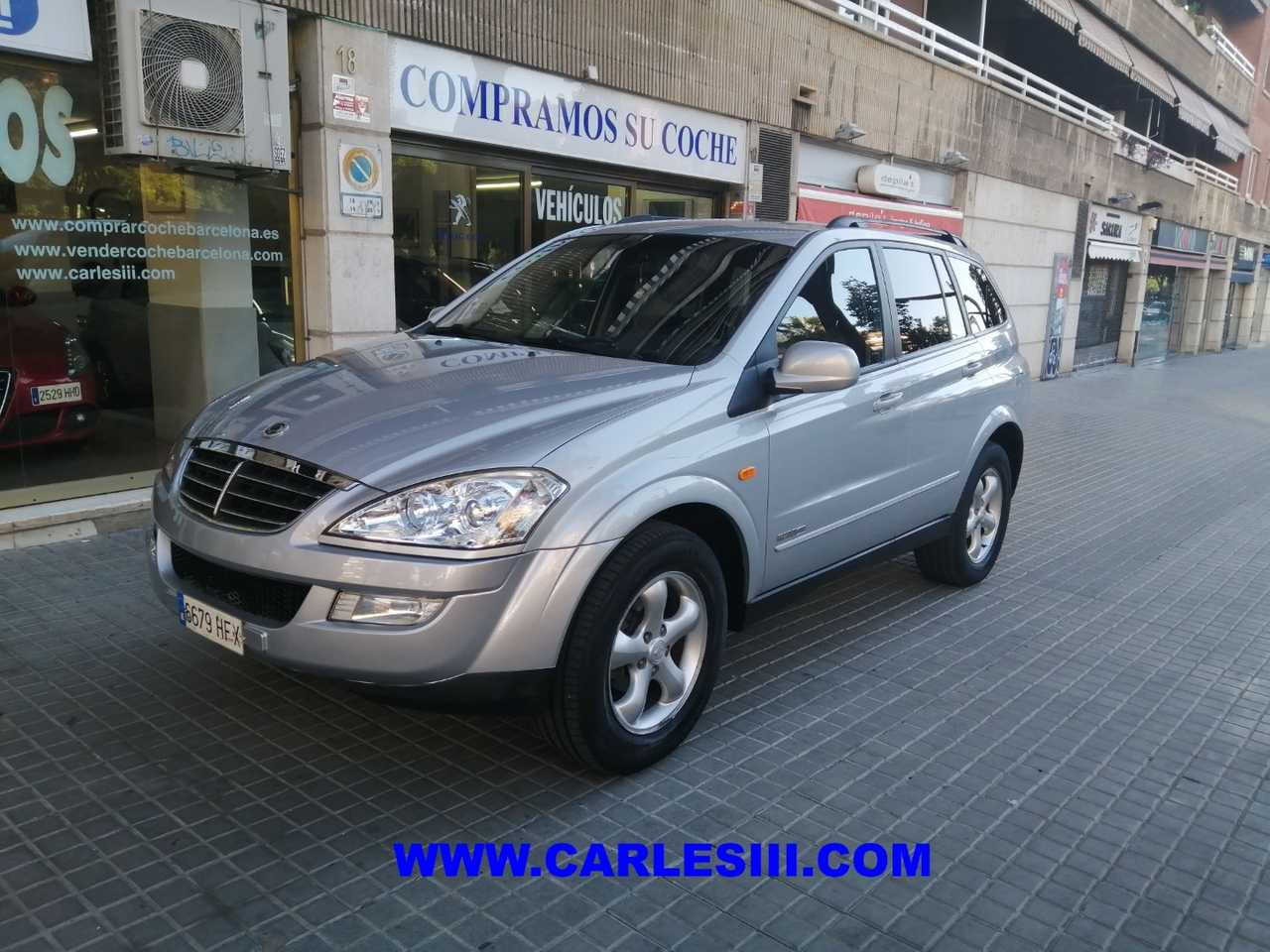 SsangYong Kyron 200Xdi Limited Auto   - Foto 1