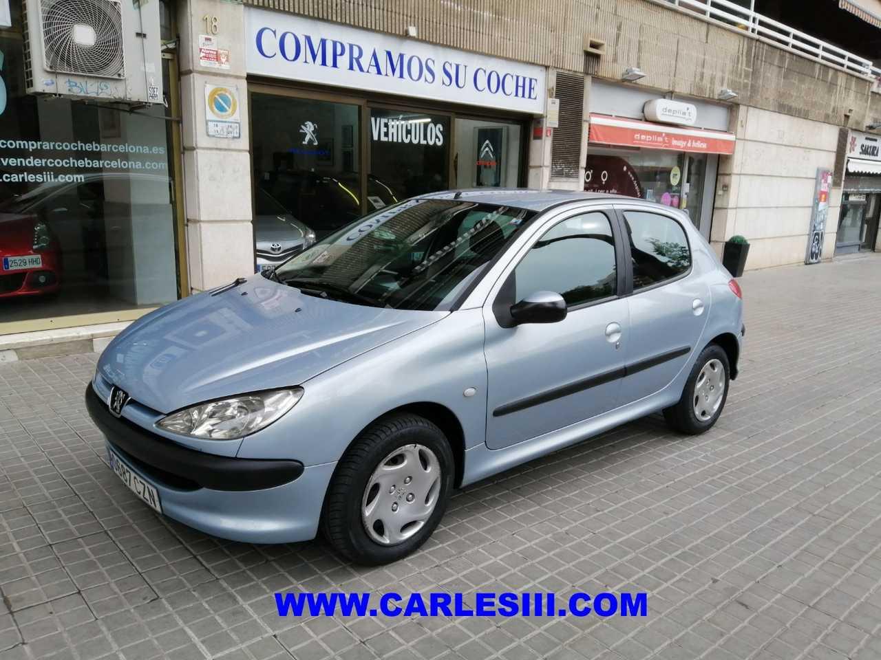 Peugeot 206  1.4 90 XT   - Foto 1
