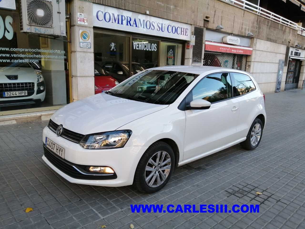 Volkswagen Polo 1.2 TDI 75cv BlueMotion   - Foto 1