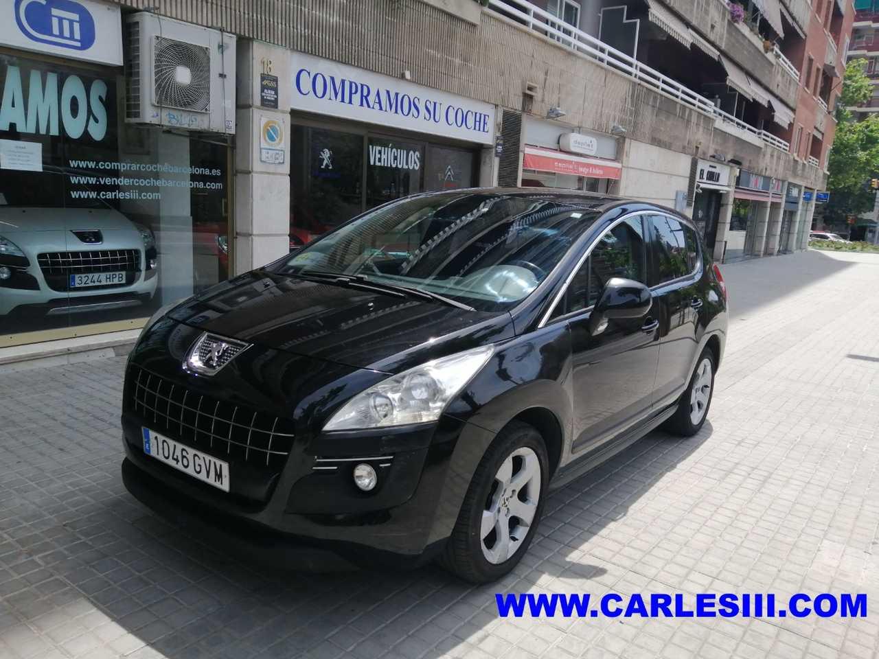 Peugeot 3008 Confort 1.6 HDI 110 FAP   - Foto 1