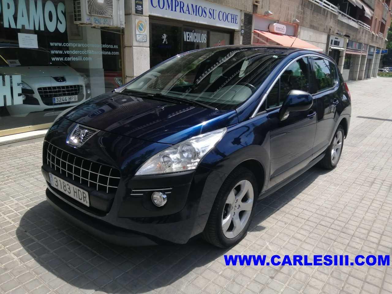Peugeot 3008 Access 1.6 HDI 112 FAP   - Foto 1