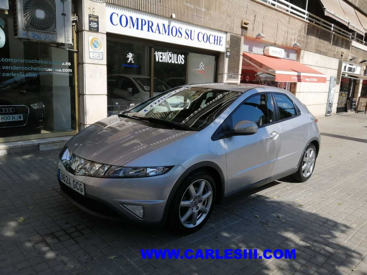 Honda Civic 1.8 iVTEC Sport   - Foto 1