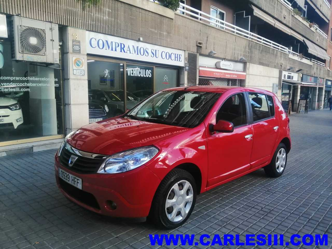 Dacia Sandero Laureate 1.2 16v 75cv E5   - Foto 1
