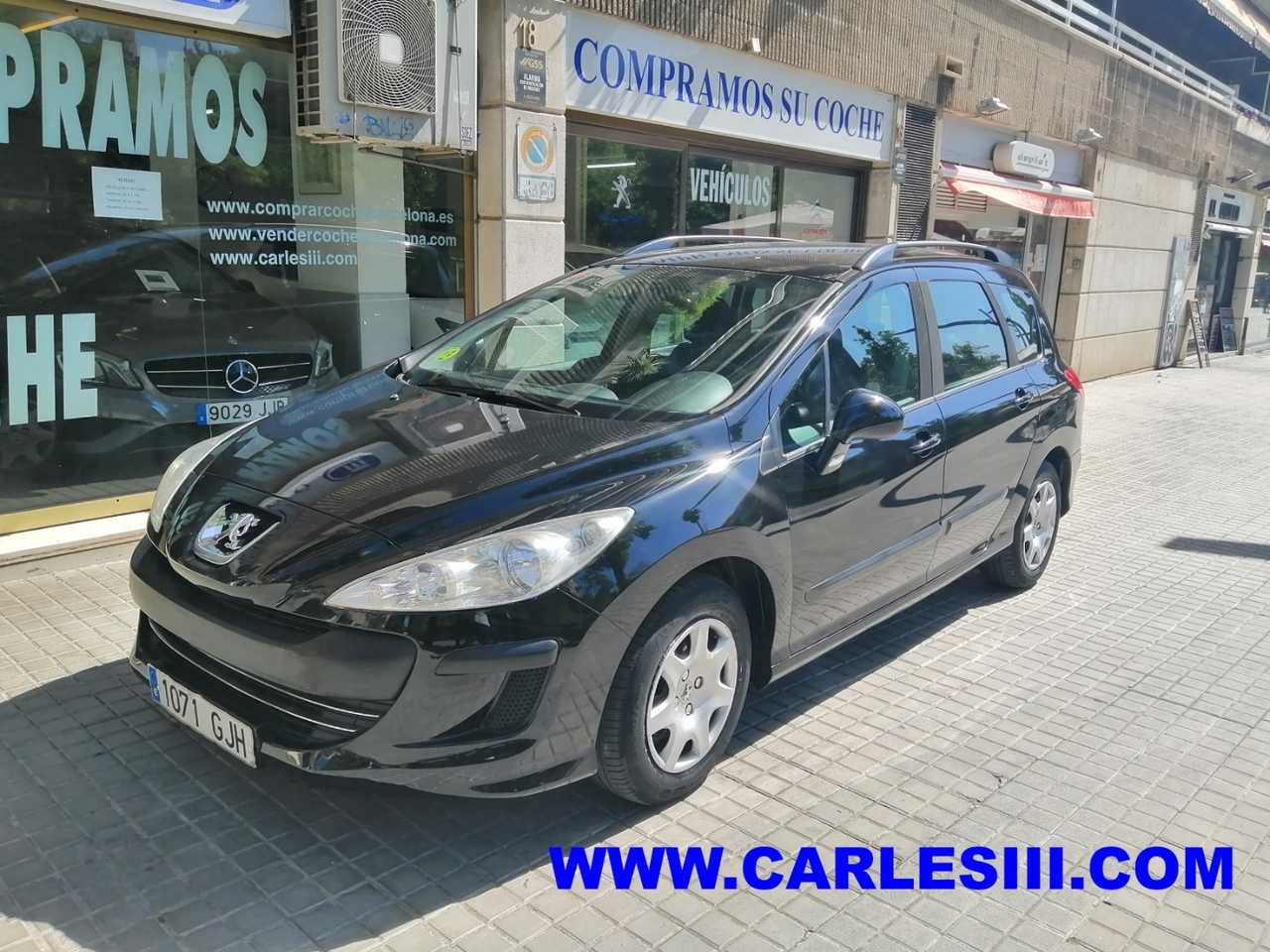 Peugeot 308 SW  Urban 1.6 HDI 110cv FAP   - Foto 1