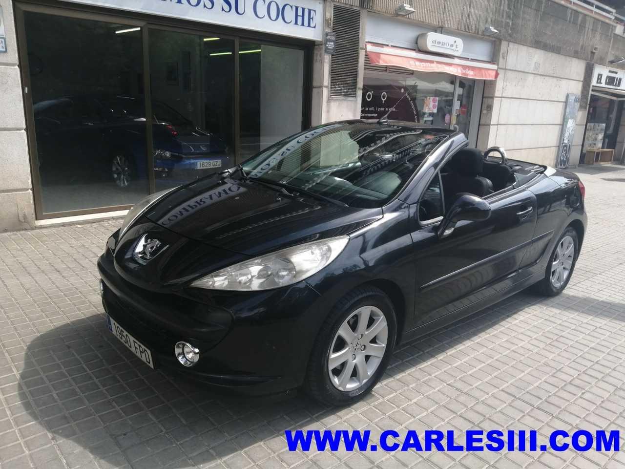 Peugeot 207 CC 1.6 VTi 16v 120   - Foto 1