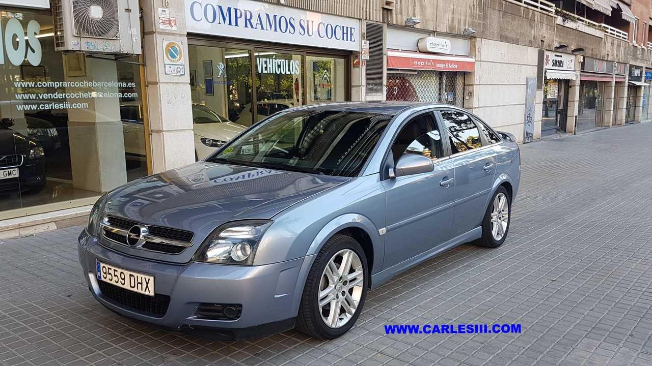 Opel Vectra GTS 1.8i  16V   - Foto 1
