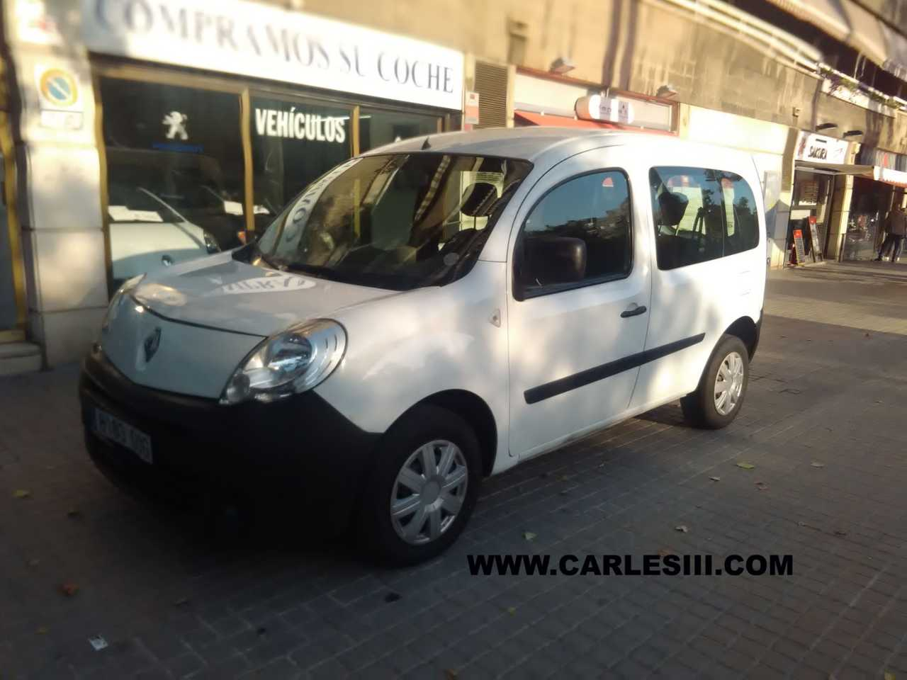 Renault Kangoo Combi 1.5dCi Expression 85   - Foto 1