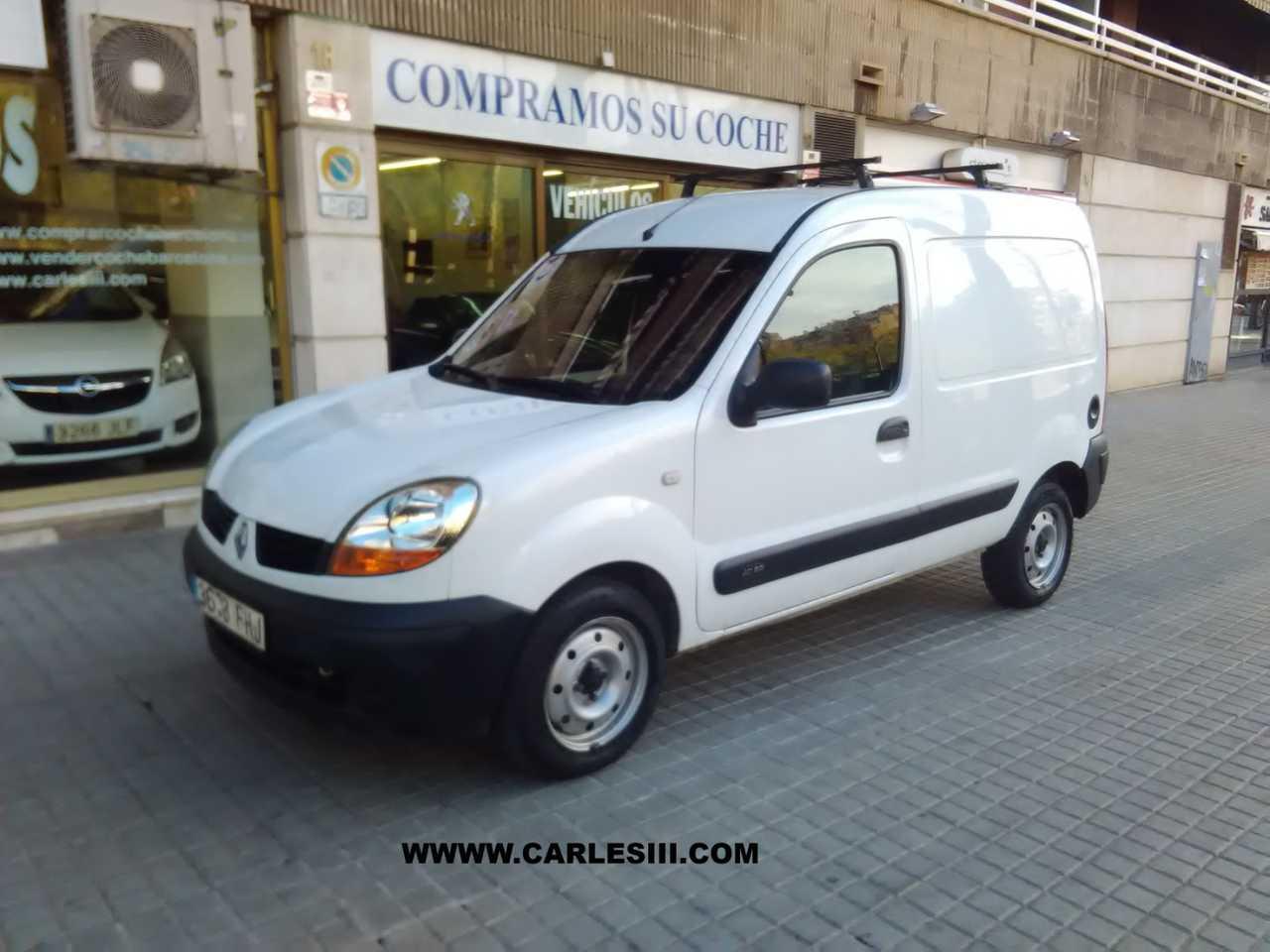 Renault Kangoo  Confort Expression 1.5dCi 80cv   - Foto 1