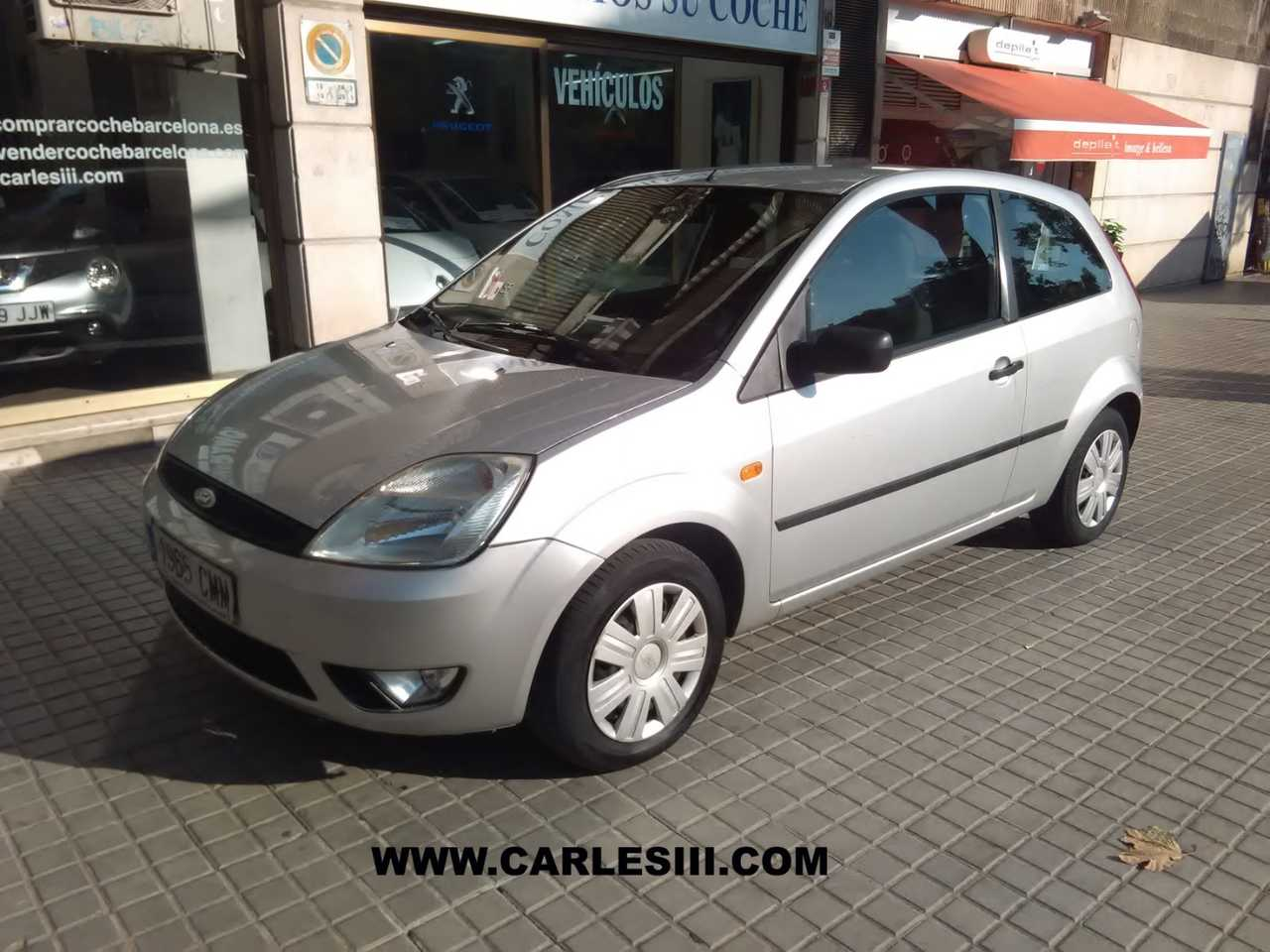Ford Fiesta 1.4 TDCi Ambiente Coupe   - Foto 1