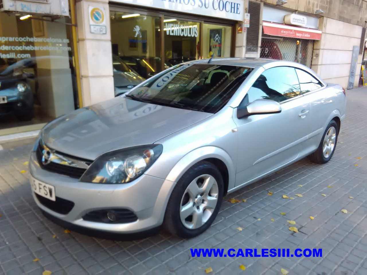 Opel Astra Cabrio Twin Top 1.6 16v Enjoy   - Foto 1