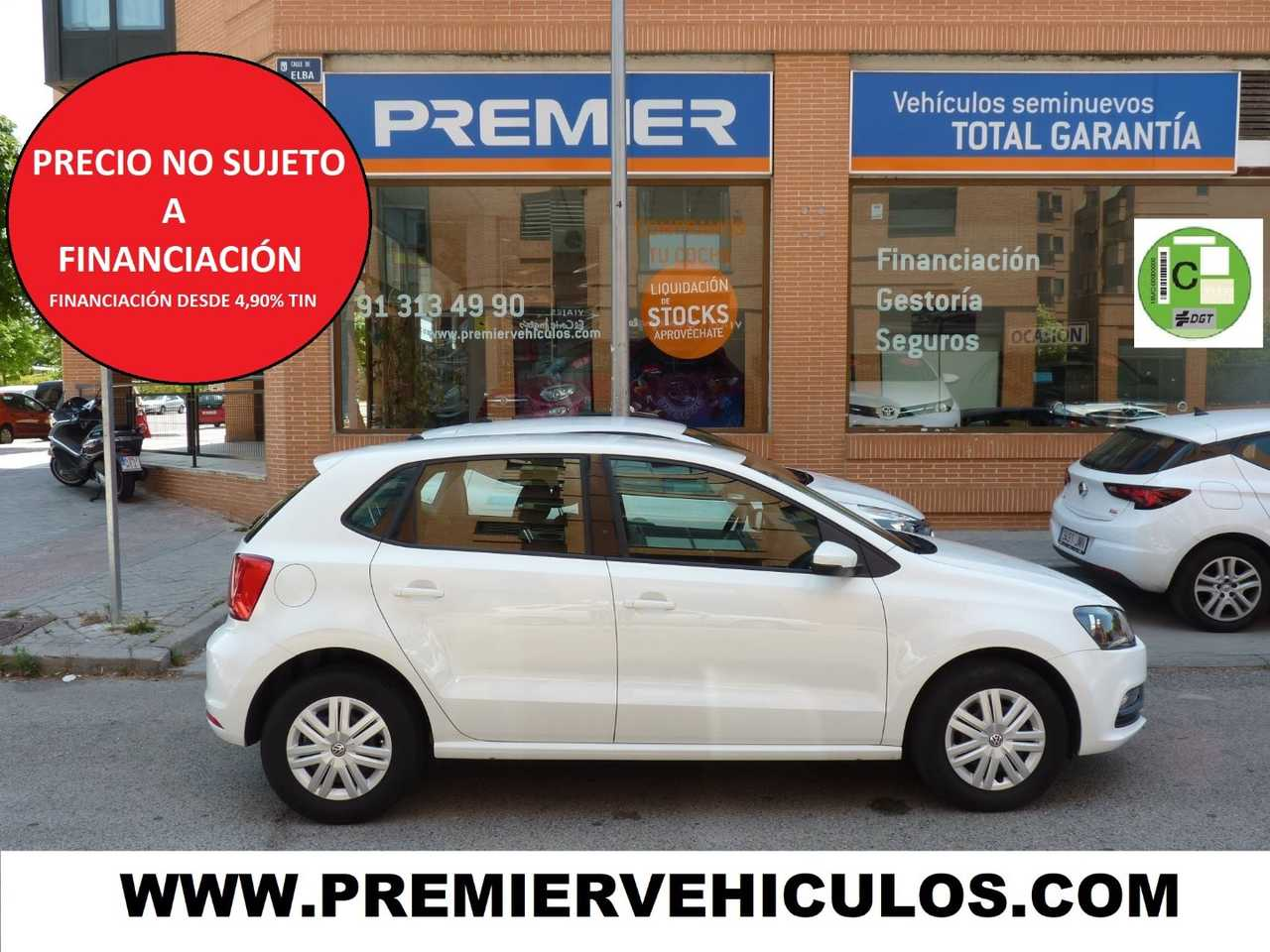 Volkswagen Polo 1.4 TDI BLUEMOTION  - Foto 1