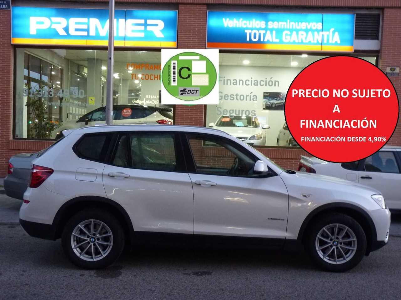 BMW X3 2.0 D XDRIVE  - Foto 1