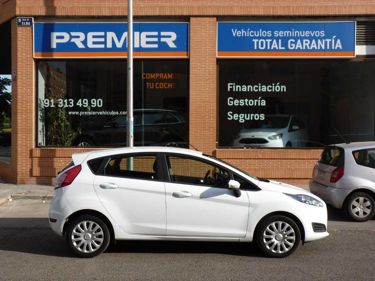 Ford Fiesta 1.4 TDCI   - Foto 1