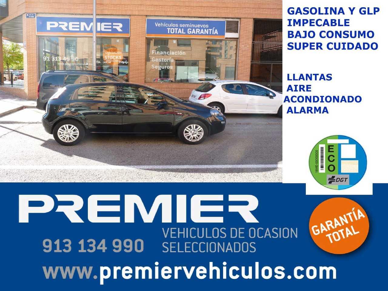 Fiat Punto  1.4 Gasolina y glp   - Foto 1