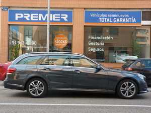 Mercedes Clase E 220 CDI Avantgarde Estate 7G-TRONIC PLUS  - Foto 2