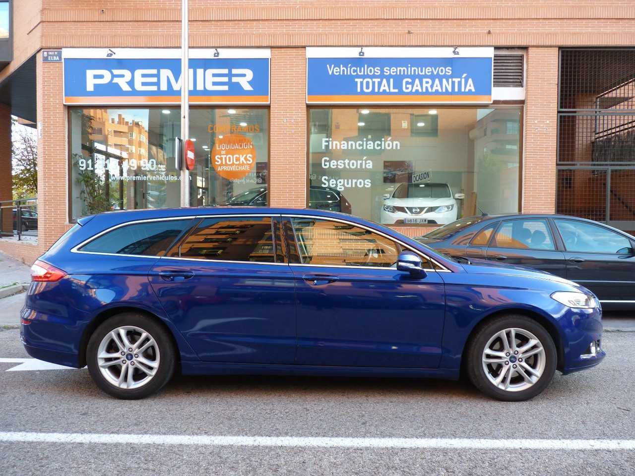 Ford Mondeo Familiar 2.0 Tdci Titanium  - Foto 1